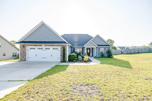 58 Blue Chip Court, Broadway, NC 27505 (MLS #207324) :: Pinnock Real Estate & Relocation Services, Inc.