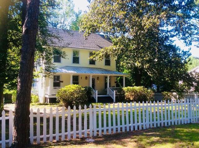 530 N Ashe St Street, Southern Pines, NC 28387 (MLS #207325) :: Pinnock Real Estate & Relocation Services, Inc.