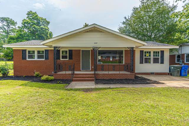 1207 Martindale Drive, Fayetteville, NC 28304 (MLS #207327) :: Pinnock Real Estate & Relocation Services, Inc.