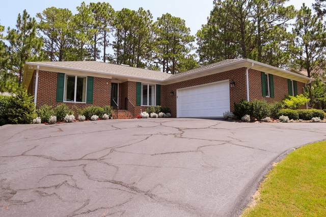 3 Deerwood Lane, Pinehurst, NC 28374 (MLS #207338) :: On Point Realty