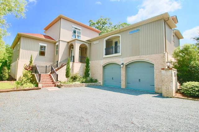 131 S Lakeshore Drive, Whispering Pines, NC 28327 (MLS #207342) :: On Point Realty