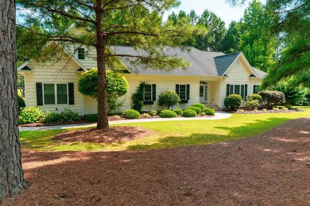 230 Broken Ridge Trail, West End, NC 27376 (MLS #207346) :: Pinnock Real Estate & Relocation Services, Inc.