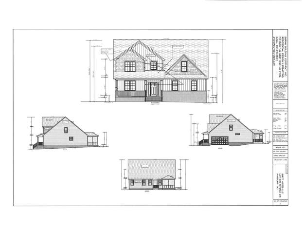 109 Morris Drive, West End, NC 27376 (MLS #207371) :: Towering Pines Real Estate
