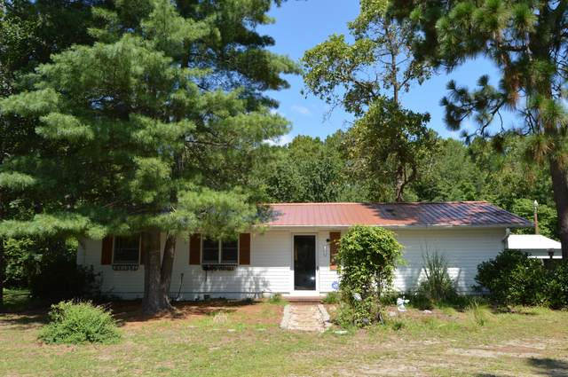 12848 Us 15-501 Hwy, Aberdeen, NC 28315 (MLS #207374) :: Pinnock Real Estate & Relocation Services, Inc.