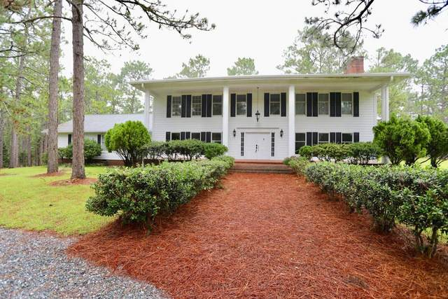 650 N Fort Bragg Road, Southern Pines, NC 28387 (MLS #207410) :: On Point Realty