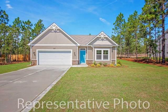 3100 Wilton Way, Vass, NC 28394 (MLS #207424) :: Pinnock Real Estate & Relocation Services, Inc.