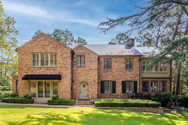 415 Fairway Drive, Southern Pines, NC 28387 (MLS #207450) :: Pines Sotheby's International Realty