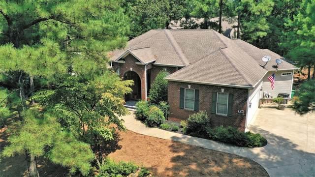 335 Pine Vista Drive, Pinehurst, NC 28374 (MLS #207467) :: Pinnock Real Estate & Relocation Services, Inc.