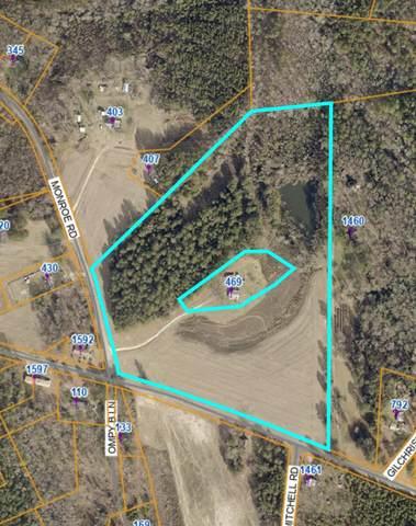 Tbd Monroe Road, Cameron, NC 28326 (MLS #207471) :: Pinnock Real Estate & Relocation Services, Inc.