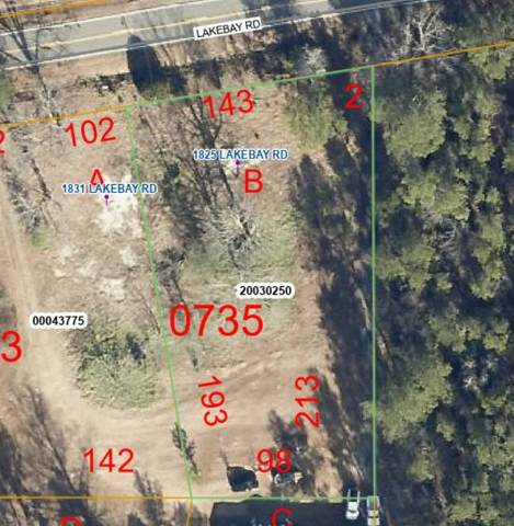 1825 Lakebay Road, Vass, NC 28394 (MLS #207522) :: Pinnock Real Estate & Relocation Services, Inc.