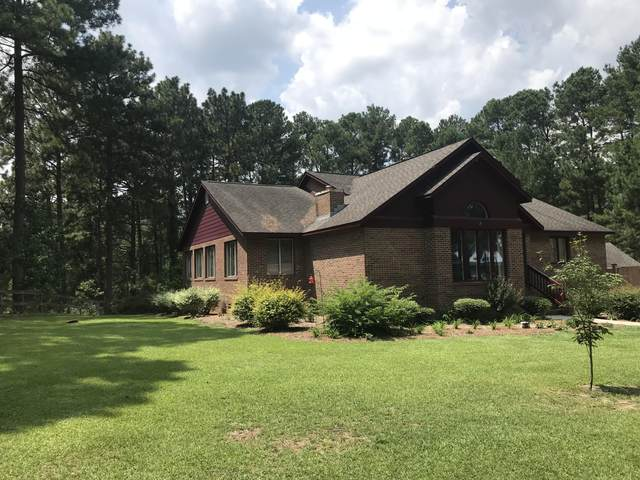 245 Horseshoe Drive, Southern Pines, NC 28387 (MLS #207527) :: Pinnock Real Estate & Relocation Services, Inc.
