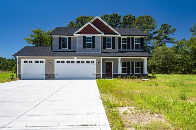 6490 Calloway Road, Aberdeen, NC 28315 (MLS #207554) :: On Point Realty
