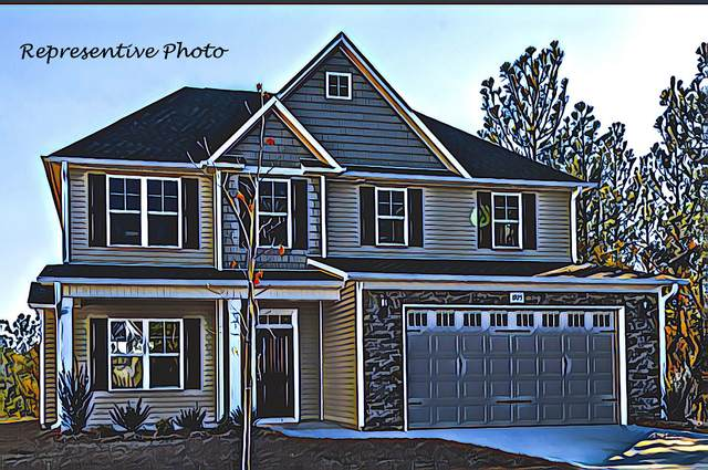 6482 Calloway Road, Aberdeen, NC 28315 (MLS #207555) :: On Point Realty