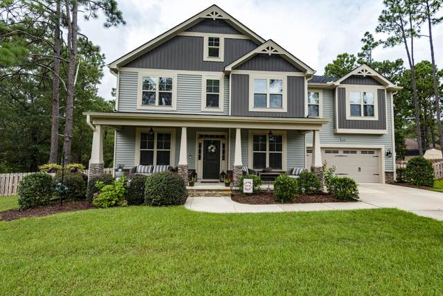 109 Whisper Grove Court, Whispering Pines, NC 28327 (MLS #207597) :: Pines Sotheby's International Realty