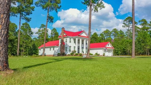 703 Tufts Vista, Jackson Springs, NC 27281 (MLS #207619) :: Towering Pines Real Estate