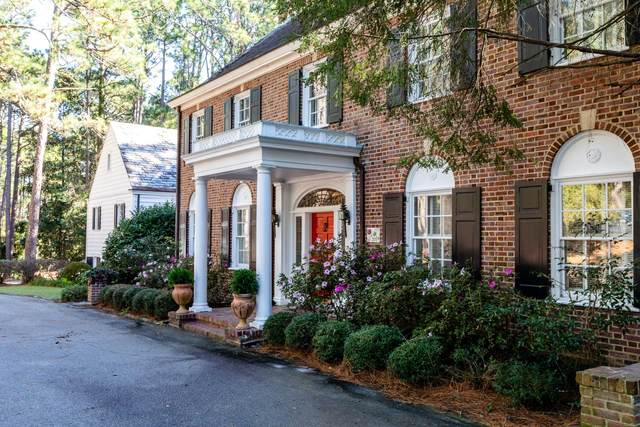 205 Crest Road, Southern Pines, NC 28387 (MLS #207632) :: Pines Sotheby's International Realty
