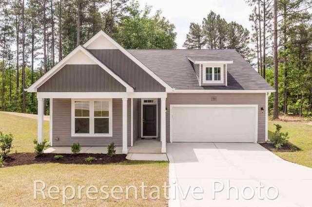 210 Kinsale Circle Na, Carthage, NC 28327 (MLS #207639) :: Pinnock Real Estate & Relocation Services, Inc.
