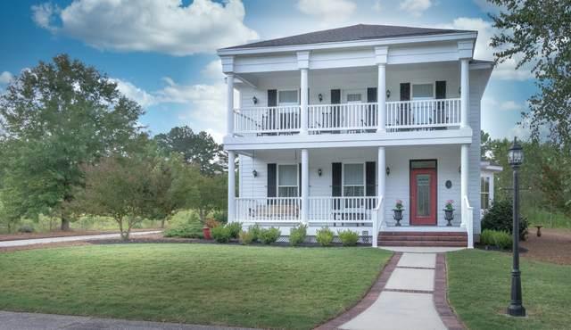 150 Village Lane, Carthage, NC 28327 (MLS #207642) :: Towering Pines Real Estate
