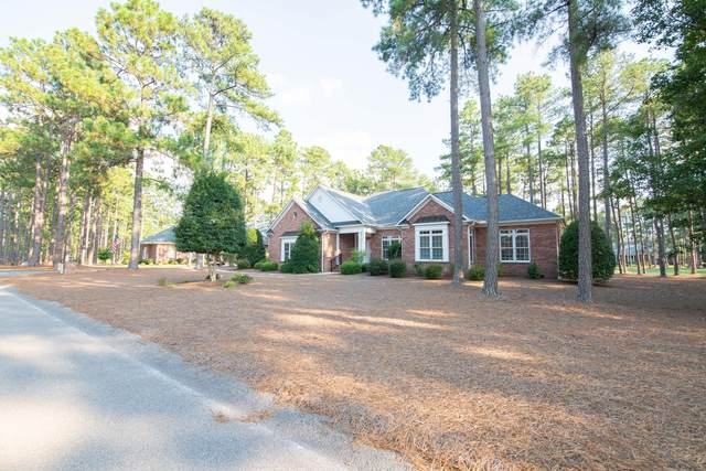 16 Strathaven Drive, Pinehurst, NC 28374 (MLS #207703) :: Pinnock Real Estate & Relocation Services, Inc.
