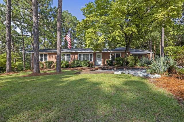 475 W New Jersey Avenue, Southern Pines, NC 28387 (MLS #207718) :: On Point Realty