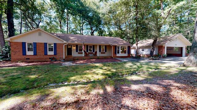 440 Broadmeade Drive, Southern Pines, NC 28387 (MLS #207738) :: Pinnock Real Estate & Relocation Services, Inc.