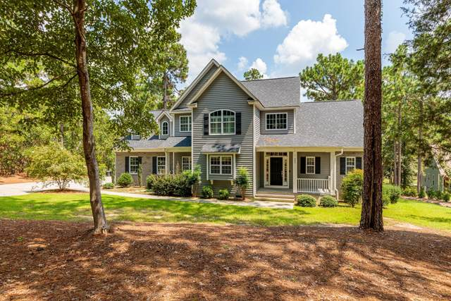 445 Central Drive, Southern Pines, NC 28387 (MLS #207782) :: Pines Sotheby's International Realty