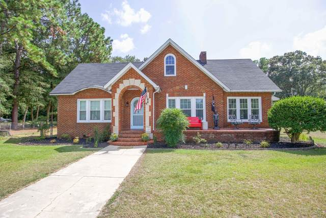 123 W Prospect Avenue, Raeford, NC 28376 (MLS #207789) :: Pinnock Real Estate & Relocation Services, Inc.