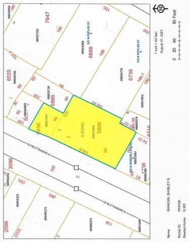 310 N Sandhills Boulevard, Aberdeen, NC 28315 (MLS #207811) :: Towering Pines Real Estate