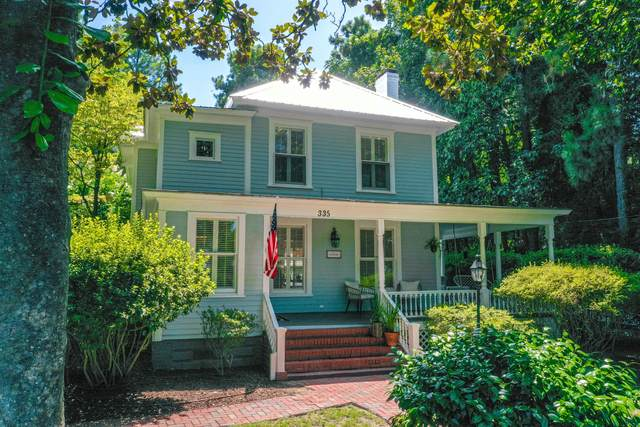 335 N May Street, Southern Pines, NC 28387 (MLS #207814) :: On Point Realty