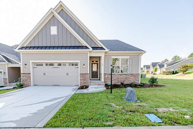 95 Shadow Creek Court, Pinehurst, NC 28374 (MLS #207876) :: Pinnock Real Estate & Relocation Services, Inc.