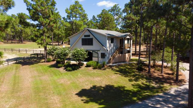 195 Mcdeeds Creek Road, Southern Pines, NC 28387 (MLS #207922) :: Pinnock Real Estate & Relocation Services, Inc.