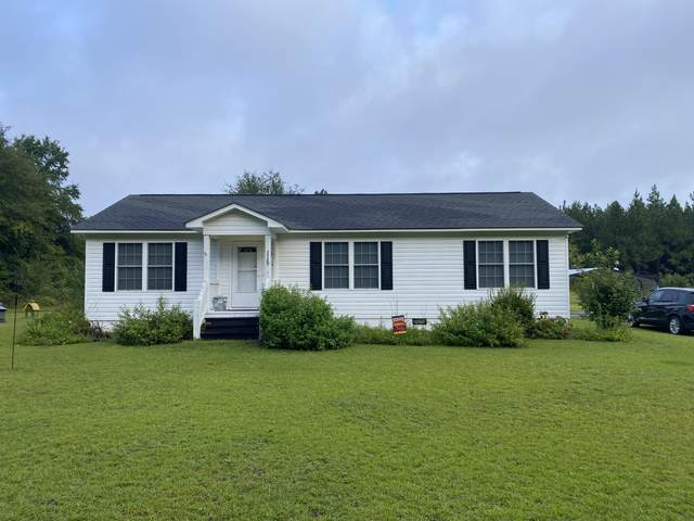115 Mourning Dove Lane, Hamlet, NC 28345 (MLS #207997) :: Pinnock Real Estate & Relocation Services, Inc.