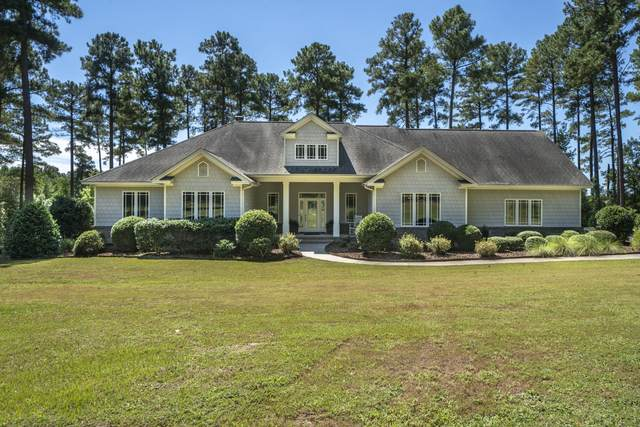 341 Bracken Hill Road, Cameron, NC 28326 (MLS #207999) :: On Point Realty
