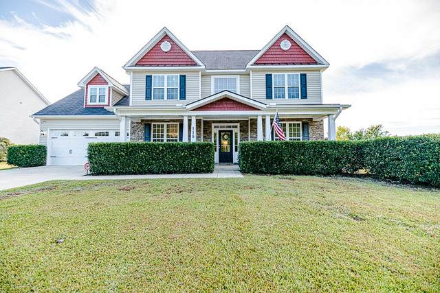 118 N Prince Henry Way, Cameron, NC 28326 (MLS #208000) :: On Point Realty