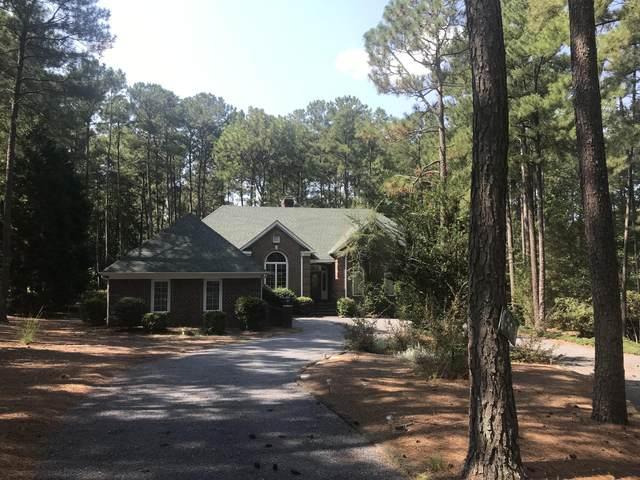 55 Greyabbey Drive, Pinehurst, NC 28374 (MLS #208008) :: Pinnock Real Estate & Relocation Services, Inc.