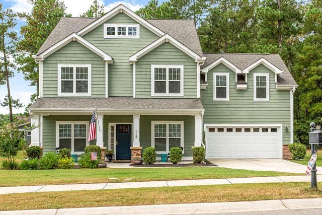 115 Leesville Loop, Aberdeen, NC 28315 (MLS #208021) :: Towering Pines Real Estate