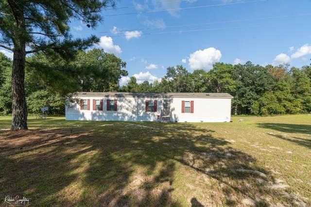 156 Clayton Carriker Road, Ellerbe, NC 28338 (MLS #208027) :: Pinnock Real Estate & Relocation Services, Inc.