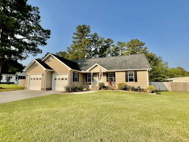 121 Switch Road, Hamlet, NC 28345 (MLS #208028) :: Pines Sotheby's International Realty