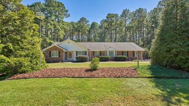 70 Cardinal Drive, Whispering Pines, NC 28327 (MLS #208032) :: Towering Pines Real Estate