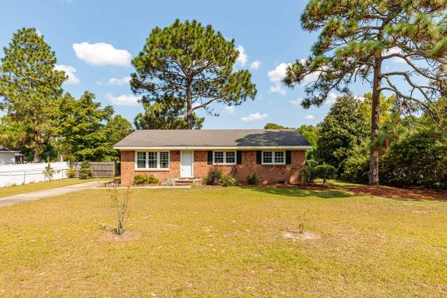 138 Forest Drive, Aberdeen, NC 28315 (MLS #208033) :: Pinnock Real Estate & Relocation Services, Inc.