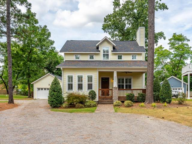 3964 Youngs Road, Southern Pines, NC 28387 (MLS #208048) :: Pinnock Real Estate & Relocation Services, Inc.