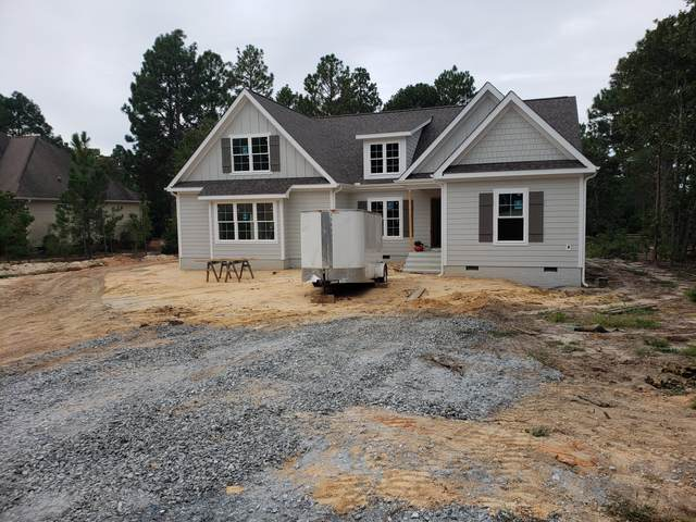 118 Smathers Drive, West End, NC 27376 (MLS #208062) :: Towering Pines Real Estate