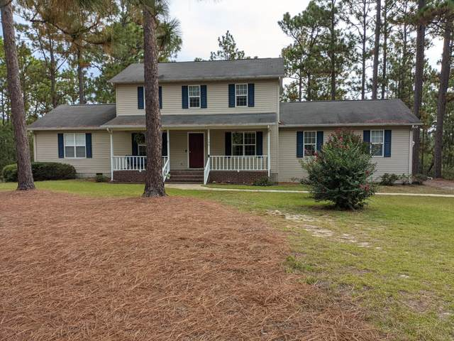 130 Lakeview Drive, Pinebluff, NC 28373 (MLS #208085) :: Pines Sotheby's International Realty