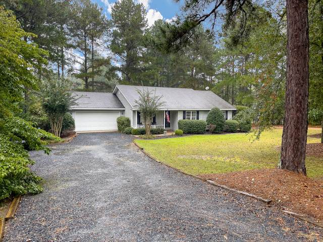 1350 Rays Bridge Road, Whispering Pines, NC 28327 (MLS #208118) :: Pinnock Real Estate & Relocation Services, Inc.