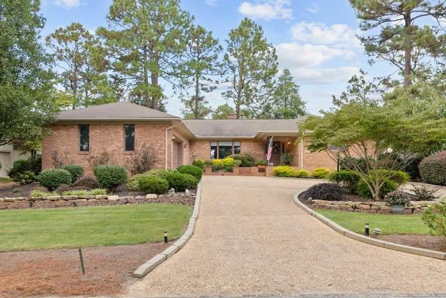 60 Baltusrol Lane, Pinehurst, NC 28374 (MLS #208127) :: Pinnock Real Estate & Relocation Services, Inc.