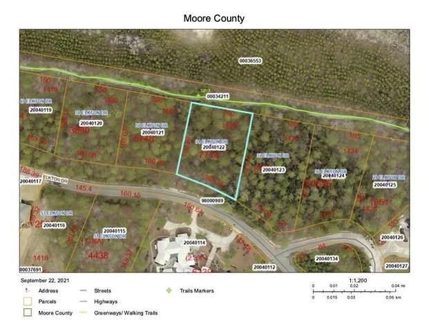 34 Elkton Drive, Pinehurst, NC 28374 (MLS #208131) :: Towering Pines Real Estate