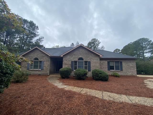 75 Ridgewood Road, Pinehurst, NC 28374 (MLS #208138) :: Towering Pines Real Estate