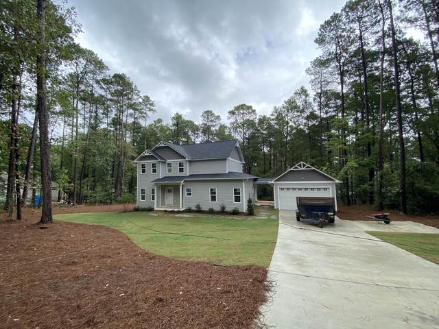 1667 E Indiana Avenue, Southern Pines, NC 28387 (MLS #208140) :: Pinnock Real Estate & Relocation Services, Inc.