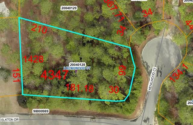 2 Kenilwood Court, Pinehurst, NC 28374 (MLS #208143) :: Towering Pines Real Estate