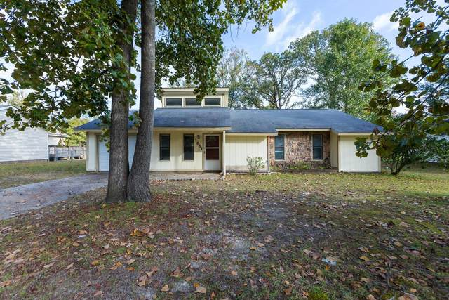 1861 Berriedale Drive, Fayetteville, NC 28304 (MLS #208148) :: On Point Realty